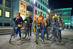 Stuttgartnacht - E Bike Touren mit Stuttgart by Bike