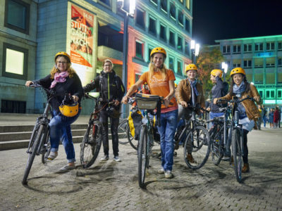 Stuttgartnacht - E Bike Touren mit Stuttgart by Bike