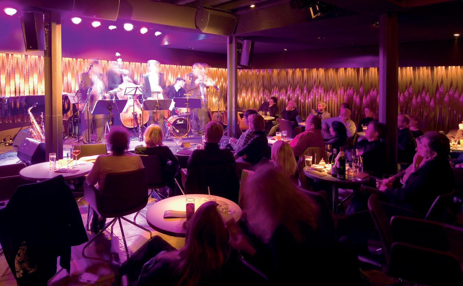 Stuttgartnacht - Bix Jazzclub