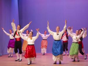 Stuttgartnacht - Eurythmeum_Eurythmie zum Schmunzeln und Lachen