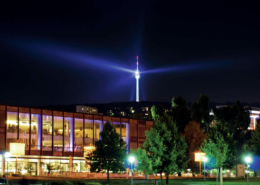 Stuttgartnacht - Fernsehturm Landtag