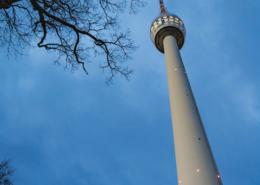 Stuttgartnacht - Fernsehturm Stuttgart