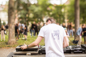 Stuttgartnacht - Merz Akademie_DJ