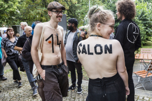 Stuttgartnacht - Stuttgart, 21.07.2018: Sommerfest 2018(Foto: Merz Akademie, Victor S. Brigola)