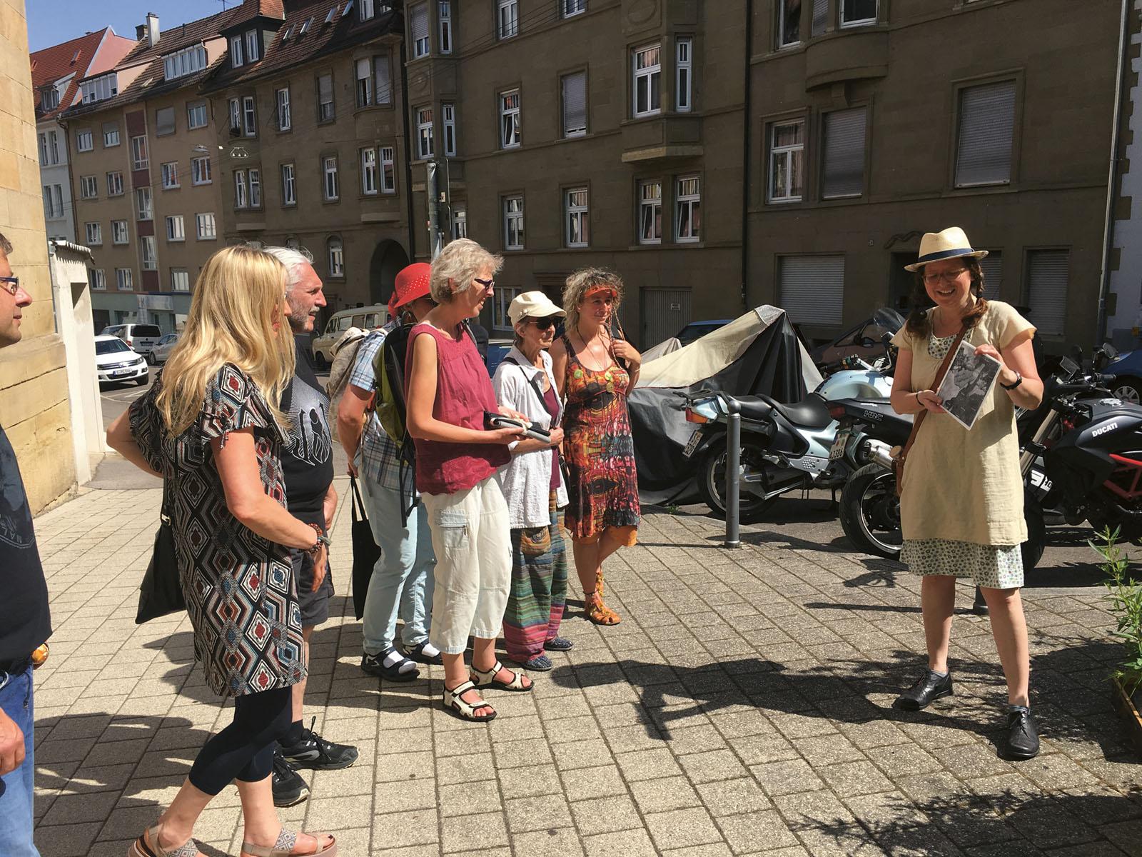 Stuttgartnacht - Nachbarschaftsrunde