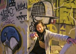Stuttgartnacht - Streetart Tour