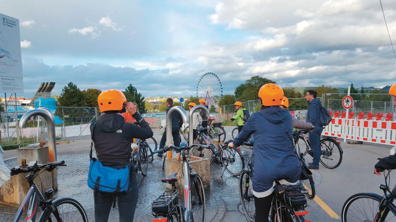 Stuttgartnacht - Stuttgart by Bike