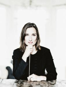 Stuttgartnacht - Ariane Matiakh ConductorPhoto: Marco Borggreve