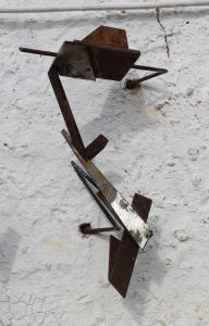 Stuttgartnacht - Waggons_Moritz Junkermann_Skulptur