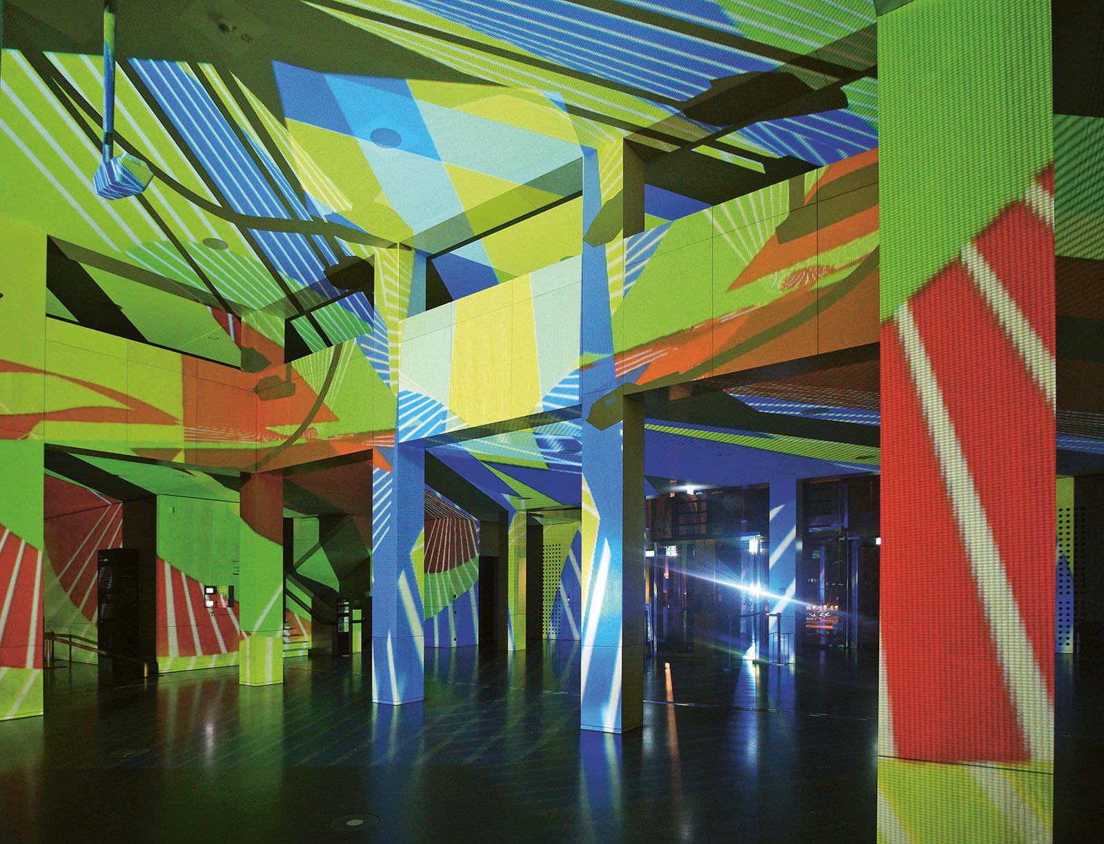 Stuttgartnacht - drinnen+draussen_Visual