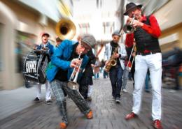 Stuttgartnacht - BIX_The Louisiana Funky Butts