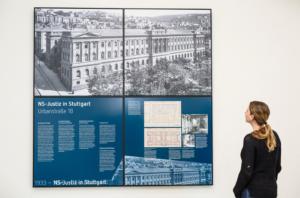 Stuttgartnacht - OLG_Ausstellung_Landgericht
