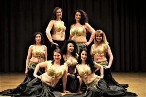 Stuttgartnacht - Rathaus_Artemis Show Dance Group
