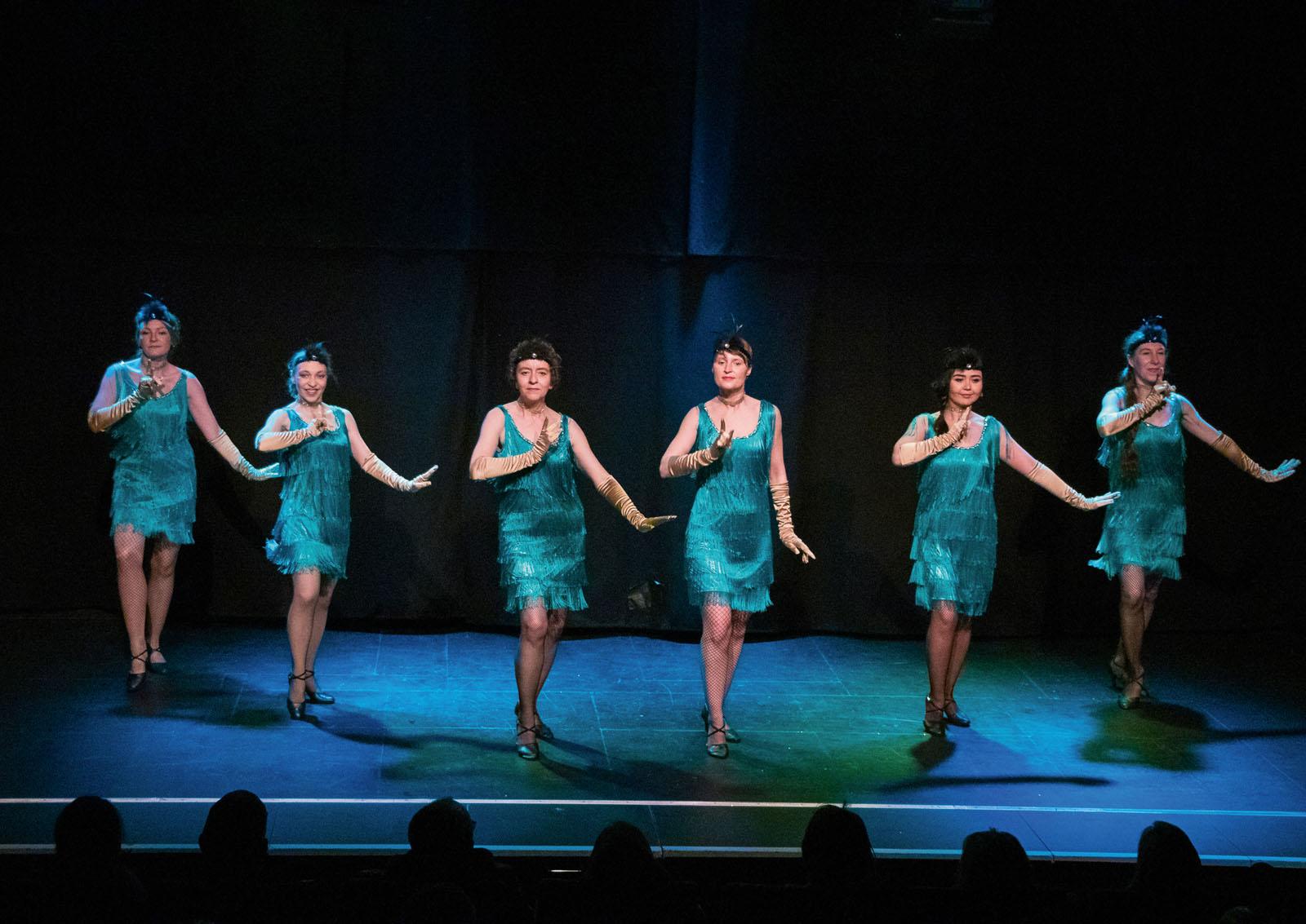 Stuttgartnacht - Show Dance Academy_Programm