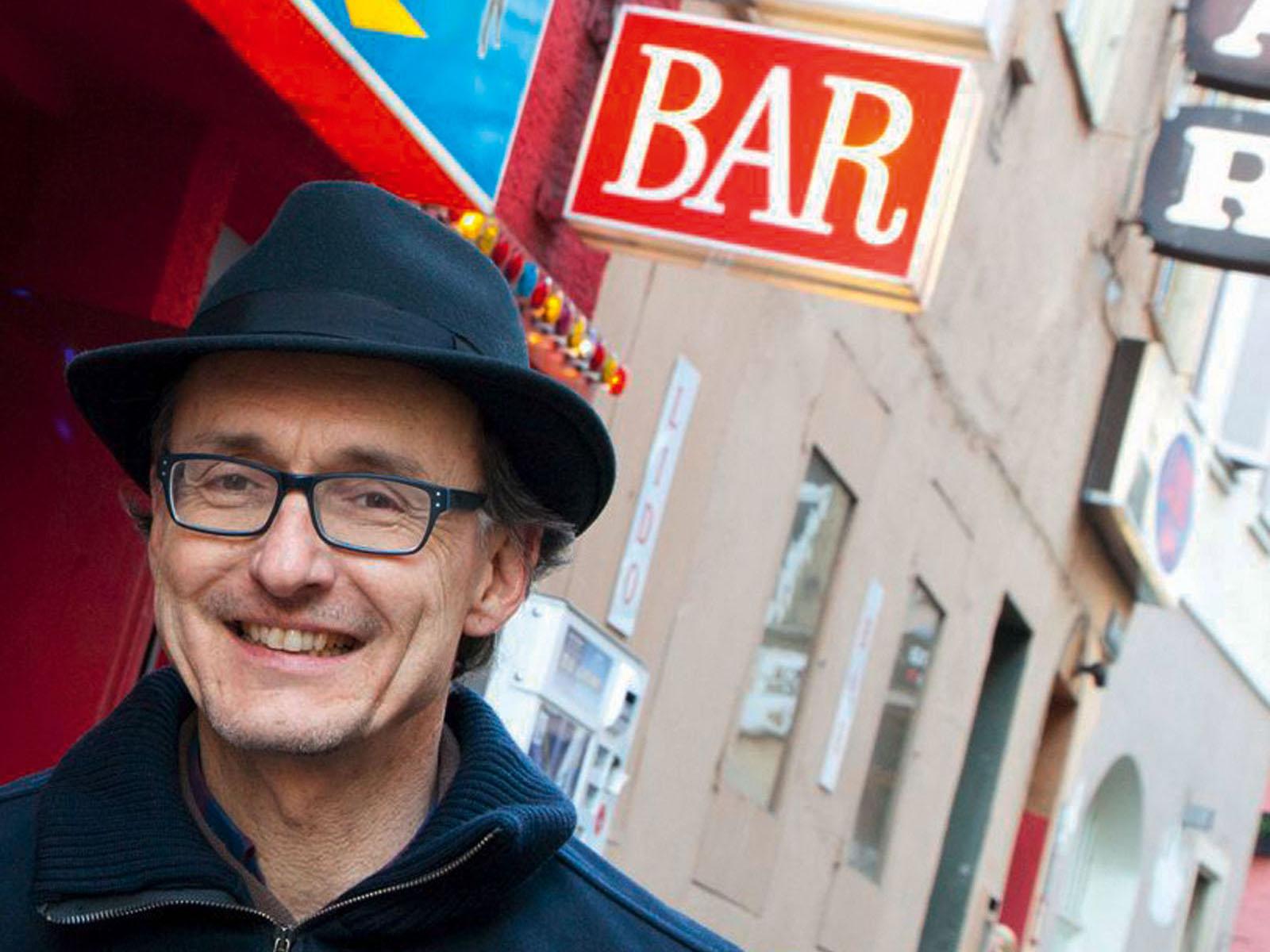 Stuttgartnacht - KP1900261 4530  Bernd Möbs und Sergio Vesely