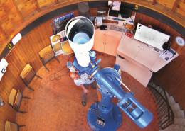 Stuttgartnacht - Sternwarte_Teleskop