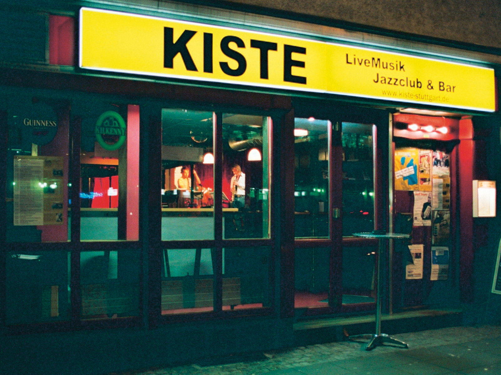 Stuttgartnacht - kiste