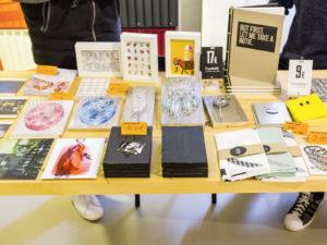 Stuttgartnacht - merz akademie designmarkt