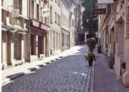 Stuttgartnacht - Quartierspaziergang Bohnenviertel