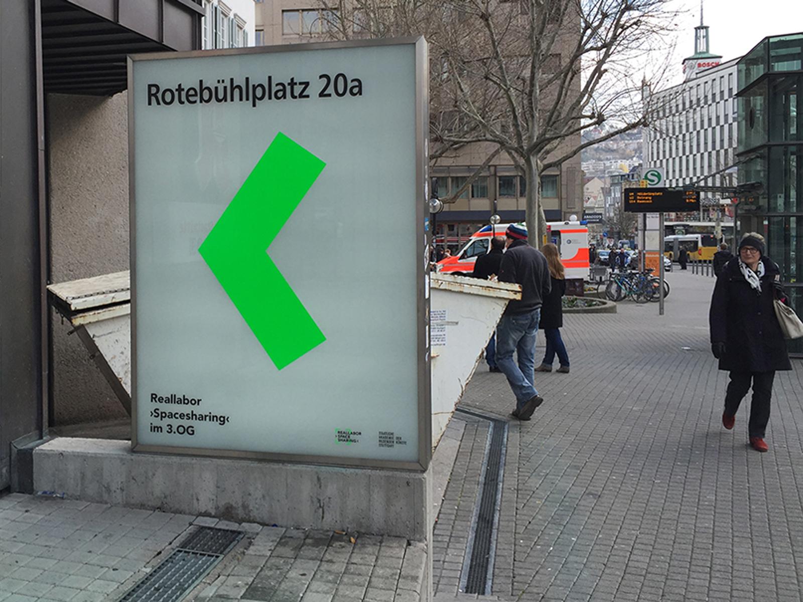 Stuttgartnacht - reallabor spacesharing