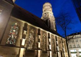 Stuttgartnacht - Stiftskirche