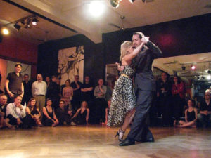 Stuttgartnacht - tangoloft show und schnupperkurse