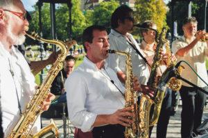 Stuttgartnacht - Kiste_Fessh Band