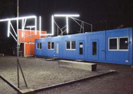 Stuttgartnacht - Kunstverein Wagenhalle_Taut