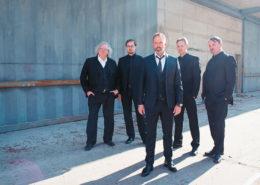 Stuttgartnacht - Rathaus_Kevin Tarte Band
