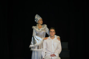 Stuttgartnacht - Theater Atelier_Die Schneekoenigin